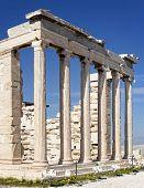 Ruins Of Erechtheion Temple - Acropolis