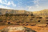 Mountainous Desert