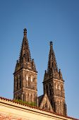 Towers Of Vysehrad