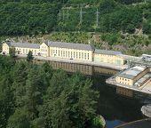 Hydropower Plant In Thüringen