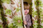 The Little Girl Has Hidden