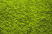 Green Microfiber Bath Mat