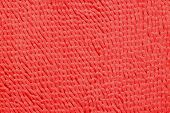 Red Microfiber Bath Mat
