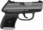 Semiautomatic pistol
