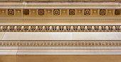Intricate Sandstone Cornice Work