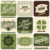 9 Typographic Saint Patricks Day Design