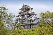 Burg Okayama, japan