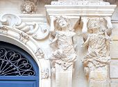 Baroque sculptures, Italy