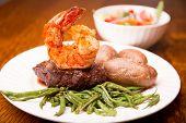 Steak And Shrimp