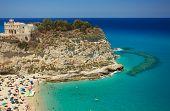 Scenic View In Tropea