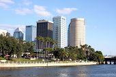 Tampa baixa arquitetura, Flórida, EUA