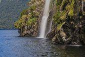 Waterfall Doubtful Sounds