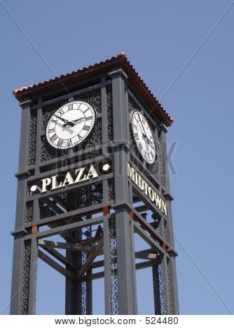 poster of City Clock Tower