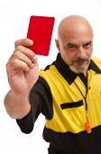 Red Card!!... Go Out!!
