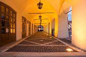 Illuminated Arcades