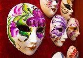 Handmade Carnival Masks