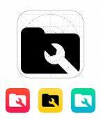 Repair Folder icon.