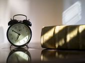 clock in the morning