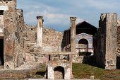 Pompeii Ruins 2
