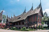 Theme Park Taman Mini, Jakarta, Indonesia