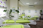Luxury European Spa Room