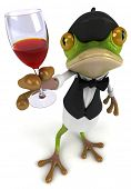 pic of french beret  - French frog  - JPG