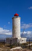 Lighthouse (xix C.) Of If Island. Marseilles, France
