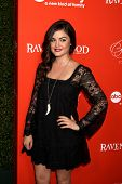 LOS ANGELES - OCT 15:  Lucy Hale at the
