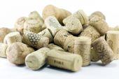 Wine Corks (blury Edges)