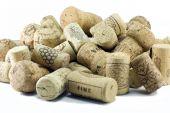 Wine Corks (crisp Image)