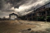 Abandoned Industrial Buildings