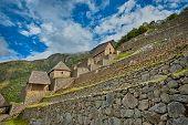 Machu Picchu Detail Shots