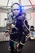 Humanoid At Robot And Makers Show