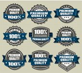 Premium Quality Labels
