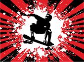 Grunge Skater Boy