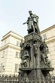 Statue Of King Charles Iv