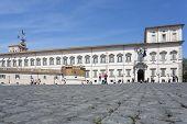 Quirinal's Square