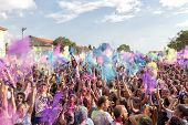 3Rd Colors Day Event In Thessaloniki Greece