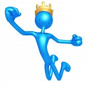 Jump For Joy King