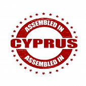 Assembled In Cyprus