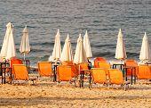 Coastline In Thassos
