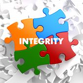 Integrity on Multicolor Puzzle.