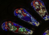 Saint Peter, Saint Matthew And Saint James