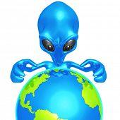 Alien Global Domination
