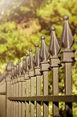 Ornamental Fence Finials