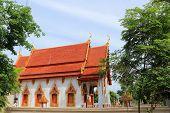Temple at Wat Uthai, Uthai, Ayutthaya