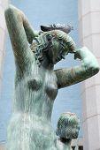 Orpheus Fountain
