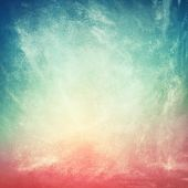 Grunge Colorful Texture Vintage Background