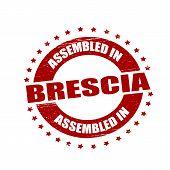 Assembled In Brescia