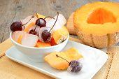Fresh Fruits Frozen